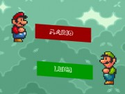 Flash Super Mario Bros