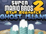 Super Mario Bros Star Scramble 2: Ghost Island