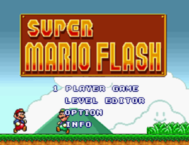 a mario game online for free